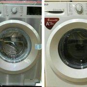 قیمت ماشین لباسشویی ال جی مدل j5 ظرفیت 8 کیلوگرم