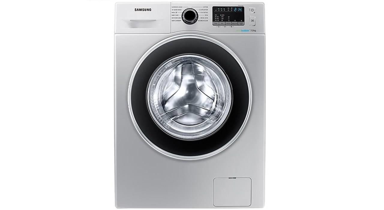 قیمت ماشین لباسشویی سامسونگ مدل J1254 ظرفیت 7 کیلوگرم