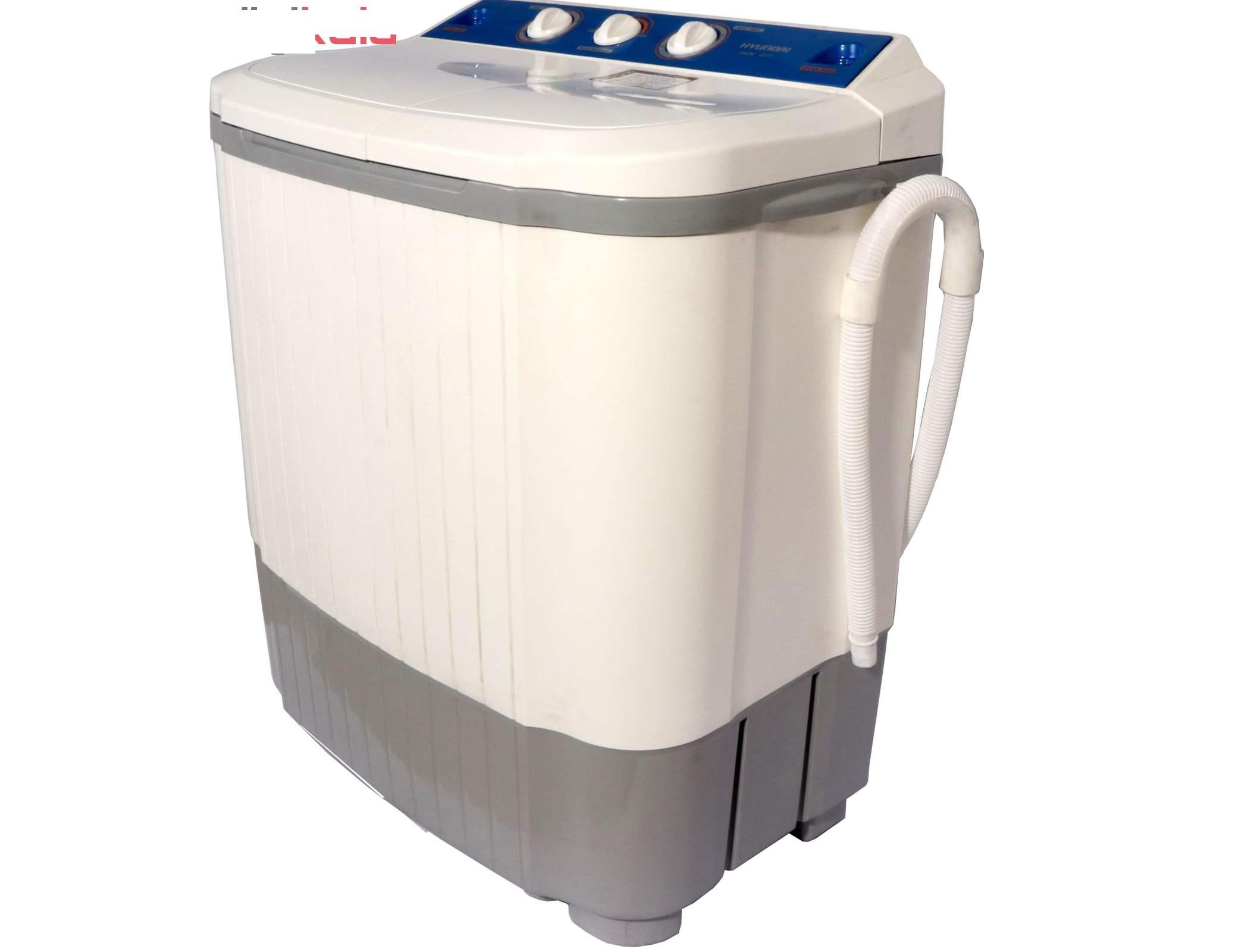 قیمت ماشین لباسشویی هیوندای مدل HWM-4500 ظرفیت 4.5 کیلوگرم