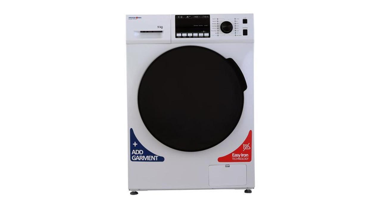 قیمت ماشین لباسشویی پاکشوما مدل TFU-94407 ظرفیت 9 کیلوگرم